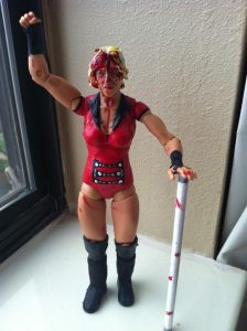 Lufisto with light tube