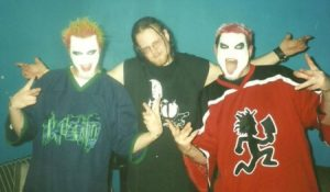 Nathan interviewed Twiztid for Prick Magazine back in 2002