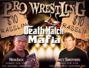 New Jack vs. Tracy Smothers - a rare treat