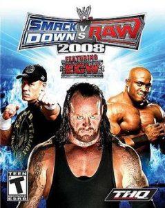 Smackdown! vs. RAW 2008